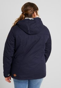 Ragwear Plus - LYNX COAT - Lett jakke - navy - 2