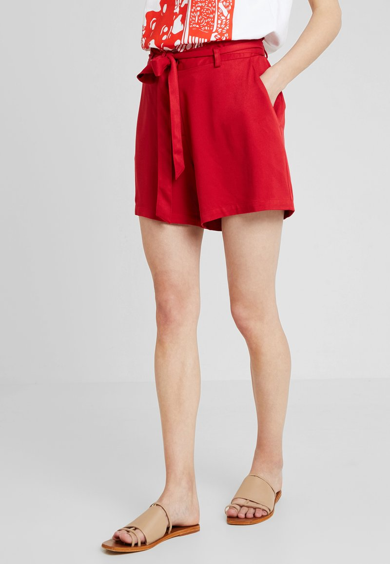 Anna Field - Shorts - red