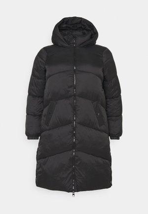 VMUPSALA LONG JACKET  - Winter coat - black
