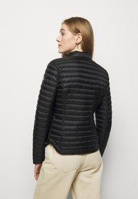 Colmar Originals - LADIES JACKET - Down jacket - black/light steel - 2