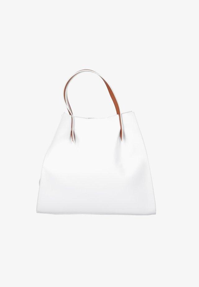 DORIS  - Shopping bag - bianco
