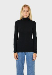 Stradivarius - 2 PACK - Pullover - black - 2