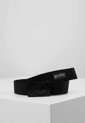 BEYOND BELT - Cinturón - black