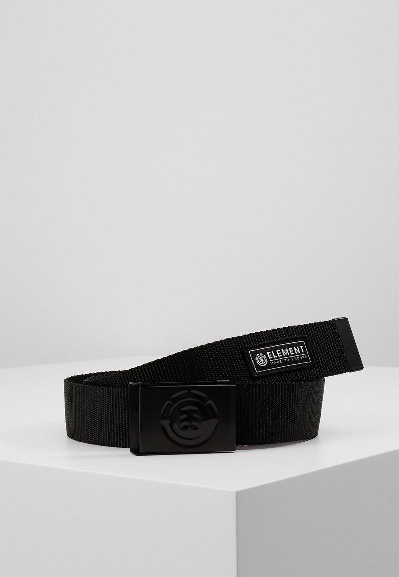 Element - BEYOND BELT - Belt - black