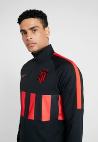 Nike Performance - ATLETICO MADRID - Träningsjacka - black/white/challenge red - 4