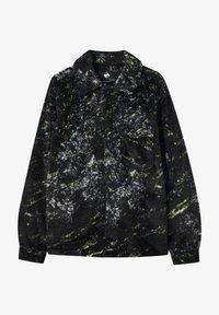 PULL&BEAR - Fleece jacket - black - 5