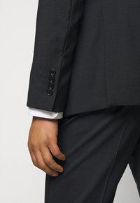 Emporio Armani - SUIT - Suit - black - 9