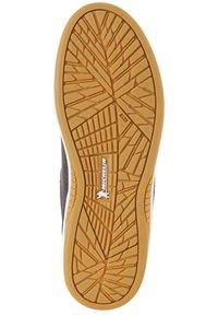Etnies - MARANA - Sneakers laag - navy/tan - 4