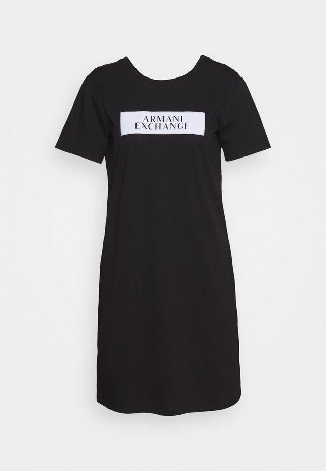 DRESS - Vestido ligero - black