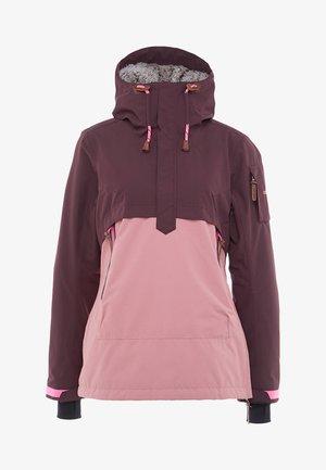 CARO - Ski jacket - wine