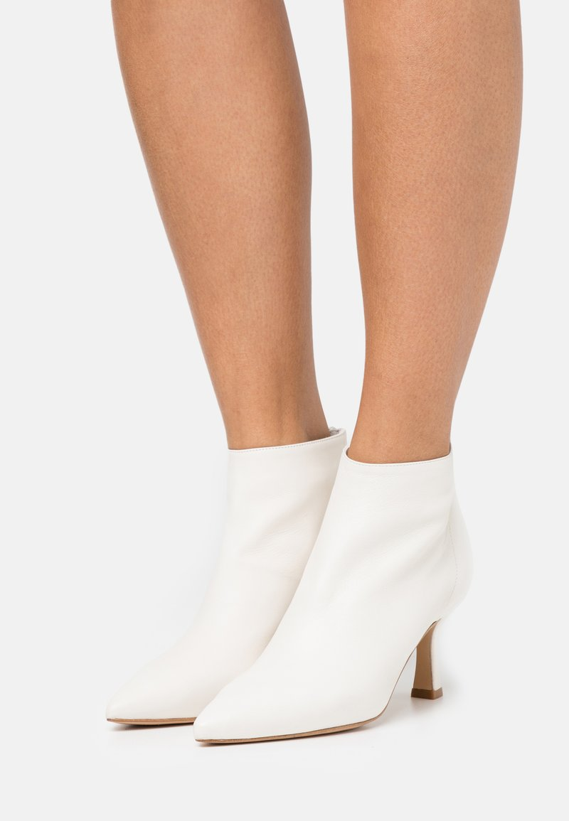 Bianca Di - Ankle boots - offwhite