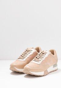 Zign - Sneakers basse - nude - 4