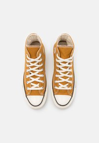 Converse - CHUCK 70 RECYCLED UNISEX - High-top trainers - dark soba/egret/black - 5