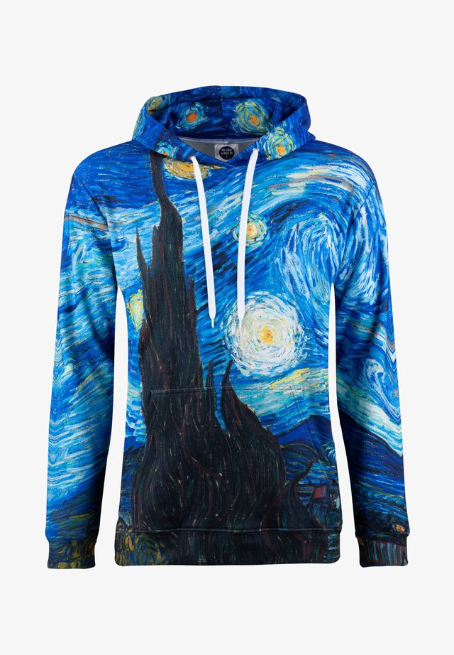 THE STARRY - Kapuzenpullover - blue/black