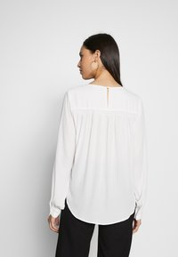 Selected Femme Tall - SLFASHA TALL - Camicetta - snow white - 2