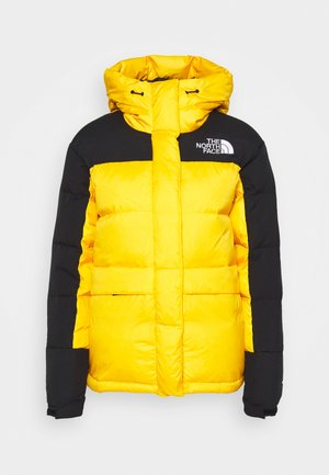HMLYN PARKA - Dunjakke - summit gold