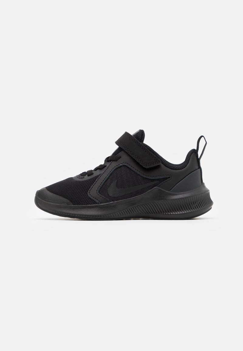 Nike Performance - DOWNSHIFTER 10 UNISEX - Neutral running shoes - black/anthracite