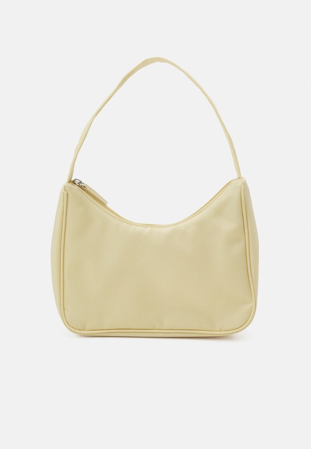 HILMA BAG - Sac à main - yellow dusty light