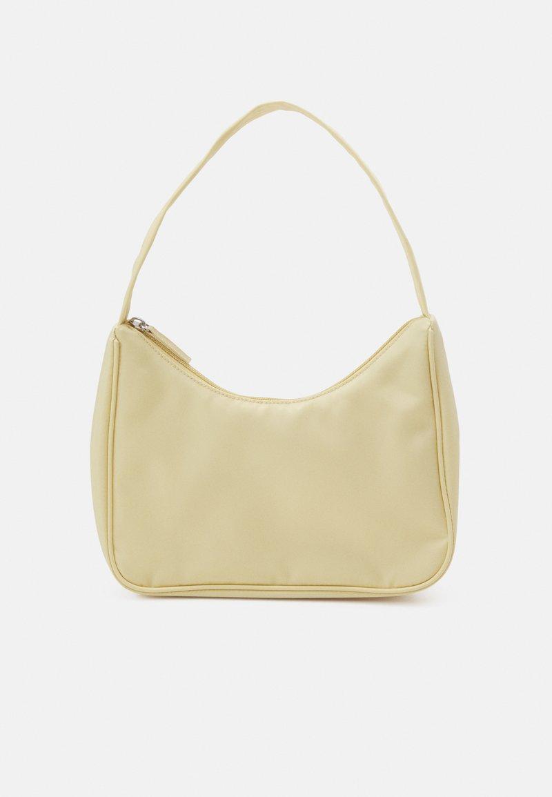 Monki - HILMA BAG - Handbag - yellow dusty light
