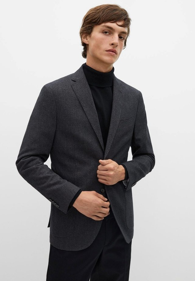 ANETO - Blazer jacket - grau