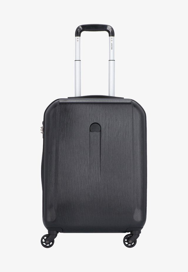 MAPUTO - Wheeled suitcase - black