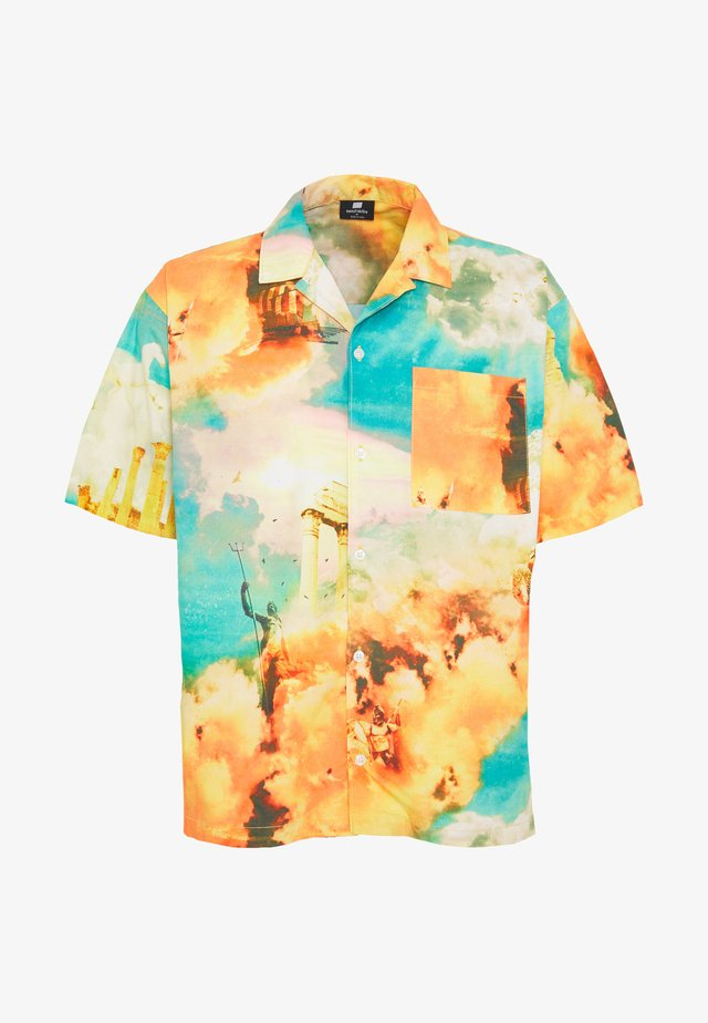 UNISEX SWEET HOLIDAY SHIRT - Vapaa-ajan kauluspaita - multi-coloured