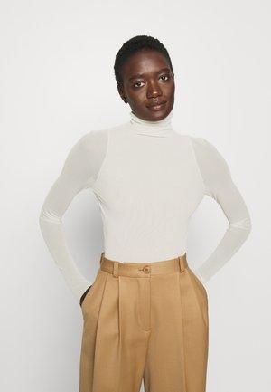 VELES - Long sleeved top - white