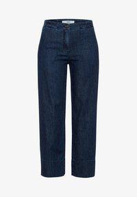 BRAX - STYLE MAINE - Flared Jeans - dark blue - 5