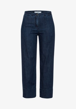 STYLE MAINE - Flared Jeans - dark blue