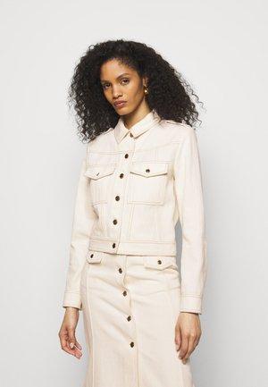 Denim jacket - offwhite
