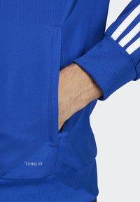 adidas Performance - TIRO 19 PRESENTAION TRACK TOP - Training jacket - blue - 5