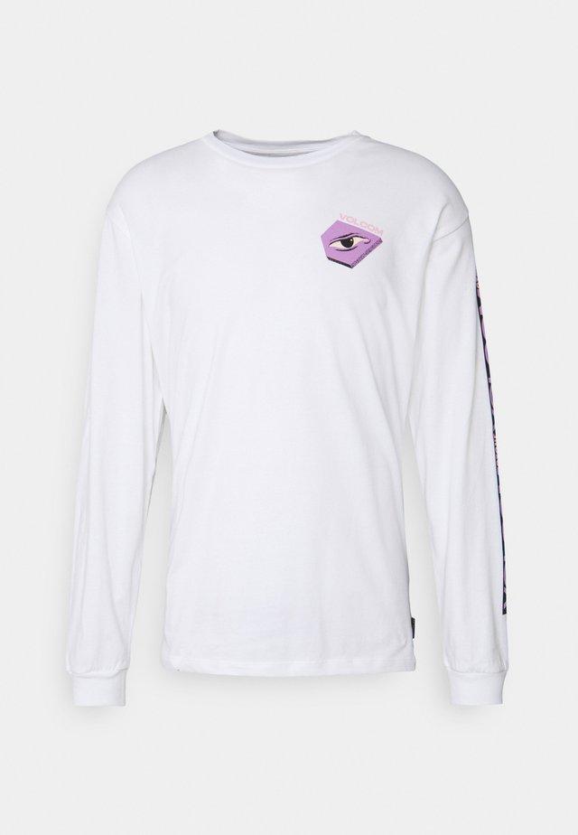 LOEFFLER - Long sleeved top - white