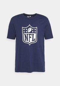 Fanatics - NFL LOGO CORE GRAPHIC - Club wear - navy - 3