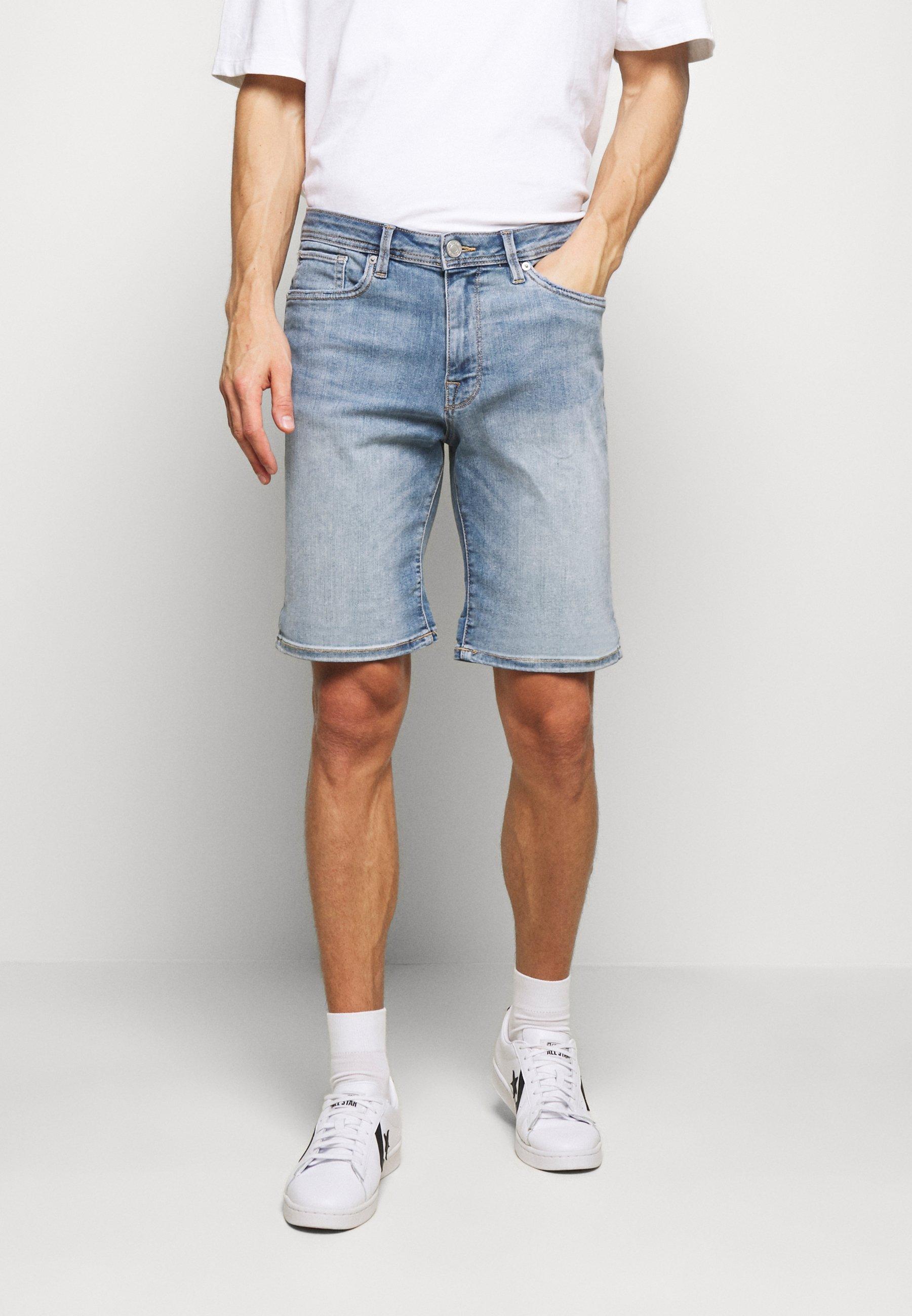 Herren SLHALEX  - Jeans Shorts