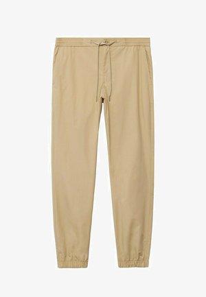 ROMA - Pantalon classique - beige