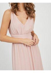 Vila - VIMILINA LONG DRESS - Occasion wear - pale mauve - 3