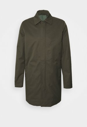 CORT - Classic coat - hedge green