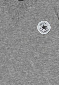 Converse - CHUCK ROMPER SET UNISEX - Jumpsuit - dark grey heather - 2