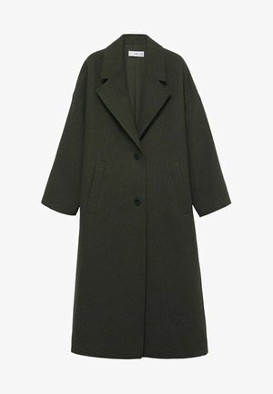 Abrigo clásico - kaki