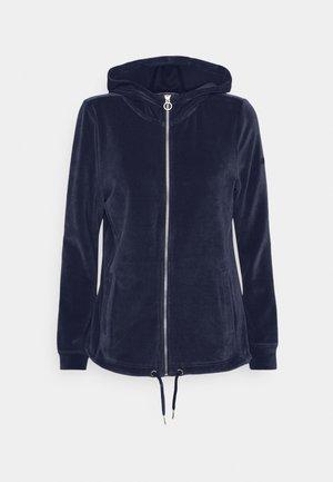 RANIELLE - Fleece jacket - navy