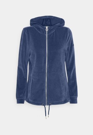 RANIELLE - Fleece jacket - navy