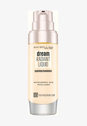 DREAM RADIANT LIQUID MAKE-UP - Foundation - 3 true ivory