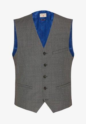 Suit waistcoat - light grey
