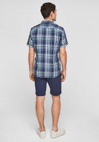s.Oliver - Shirt - blue/white check - 2