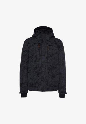 VENNO - Snowboard jacket - black