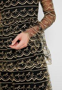 Alice McCall - SATELLITE - Společenské šaty - black - 6