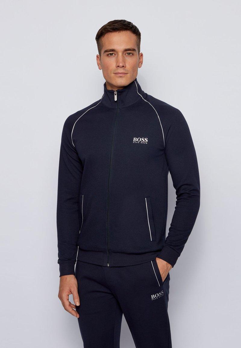 BOSS - Giacca sportiva - dark blue