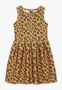 Friboo - Žerzejové šaty - cadmium yellow - 0