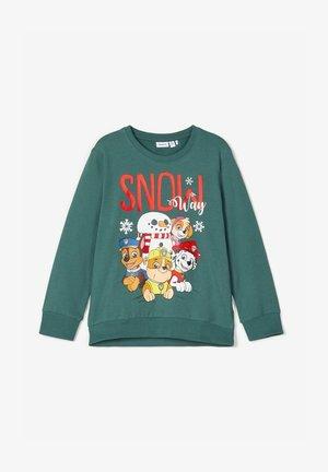 PAW PATROL - Sweater - bistro green