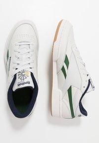 Reebok Classic - CLUB REVENGE - Zapatillas - porcelain/utility green/vector navy - 1